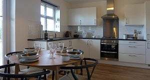 The Brearley kitchen at another Seddon Homes development