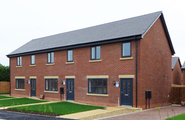 3 bed homes in Congleton