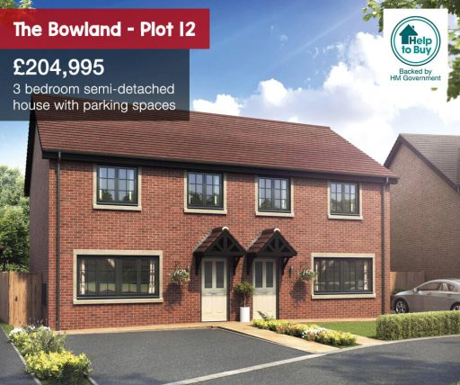 the bowland plot 12 weavers way