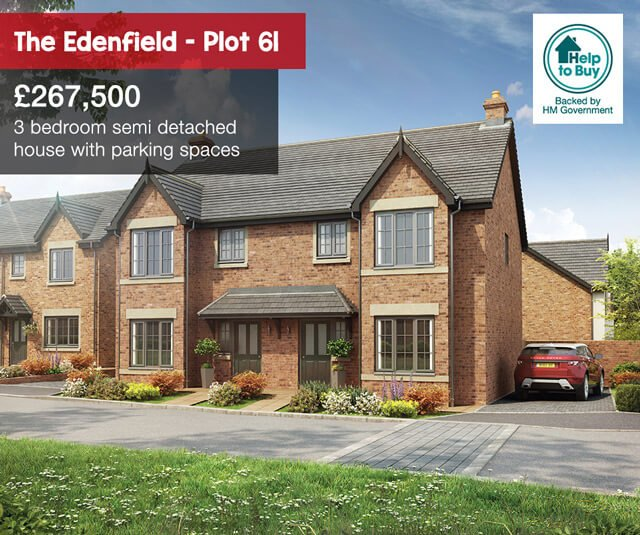 the edenfield plot 61