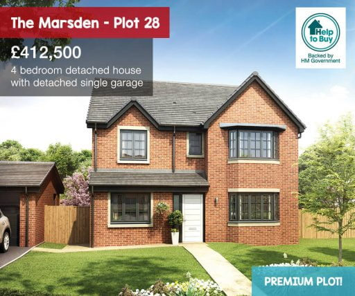 the marsden, plot 28