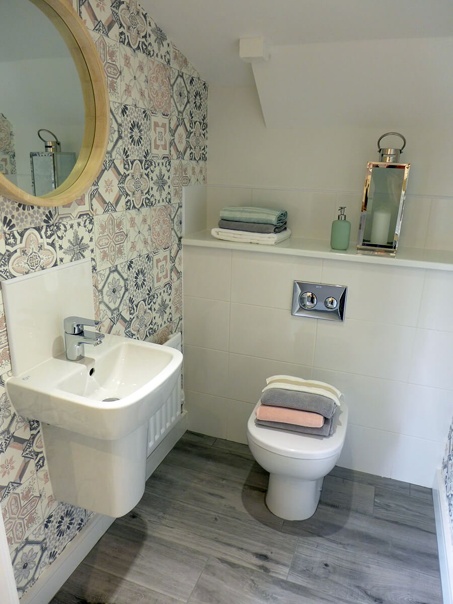 Bowland downstairs WC