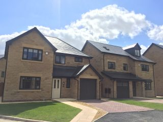 new homes salterforth