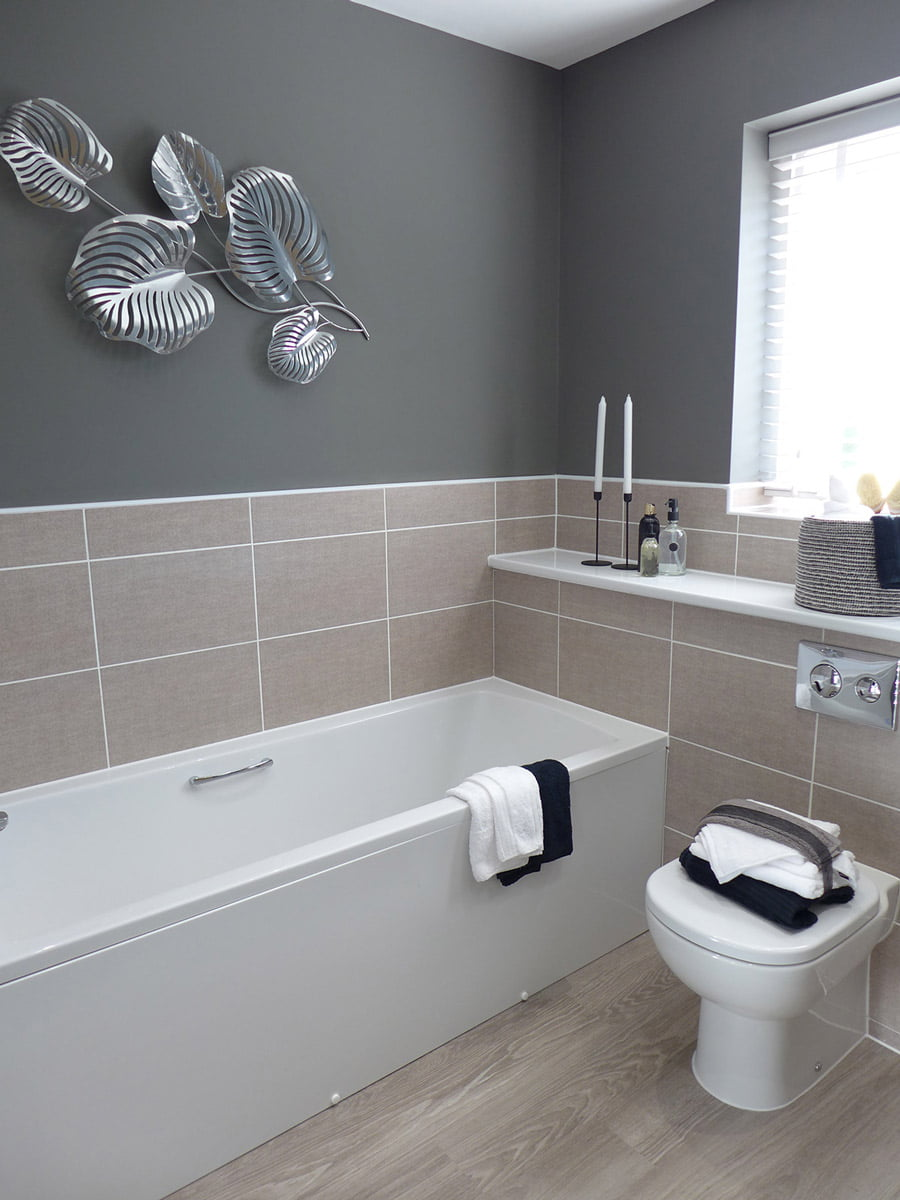 Lawton example family bathroom