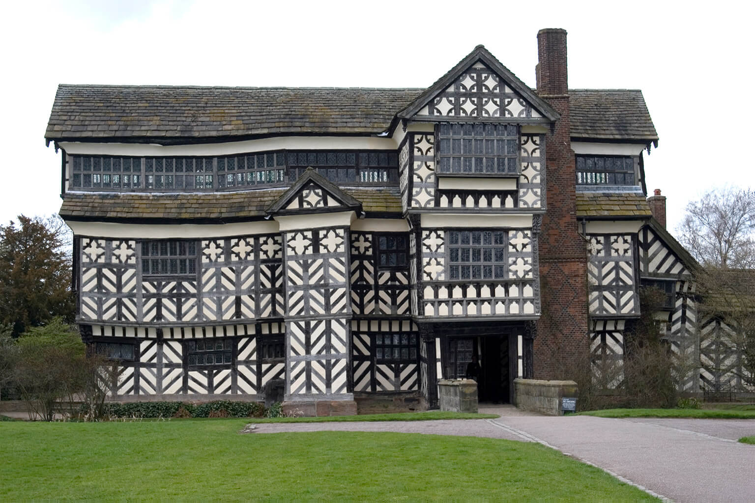 Little Moreton Hall, Congleton