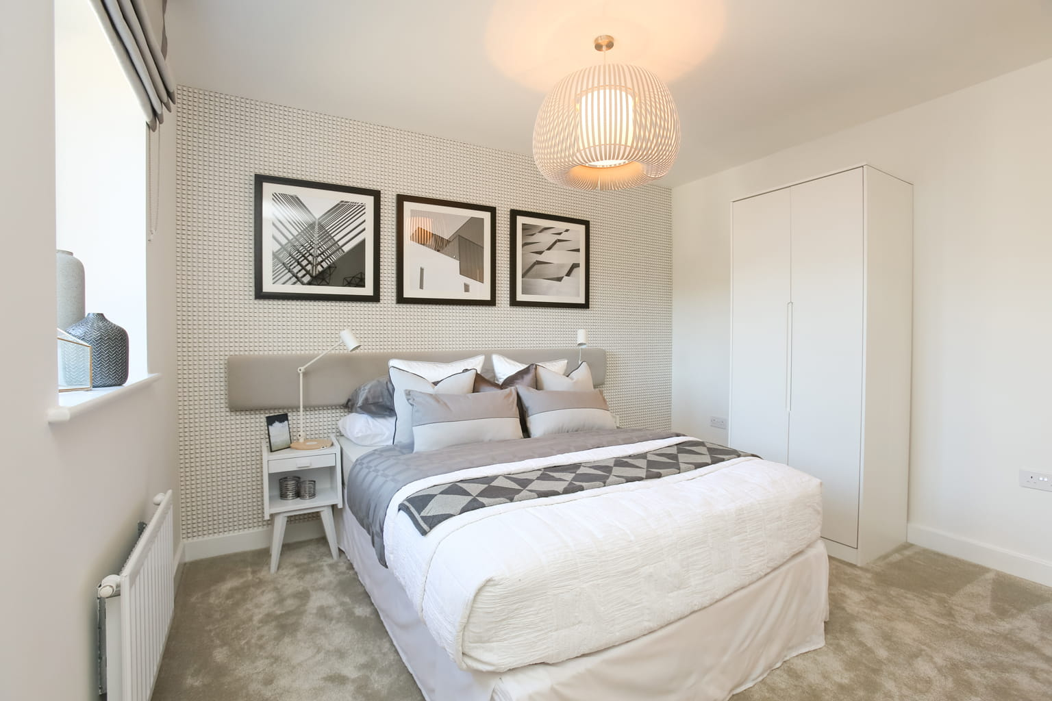 Seddon Homes bedroom