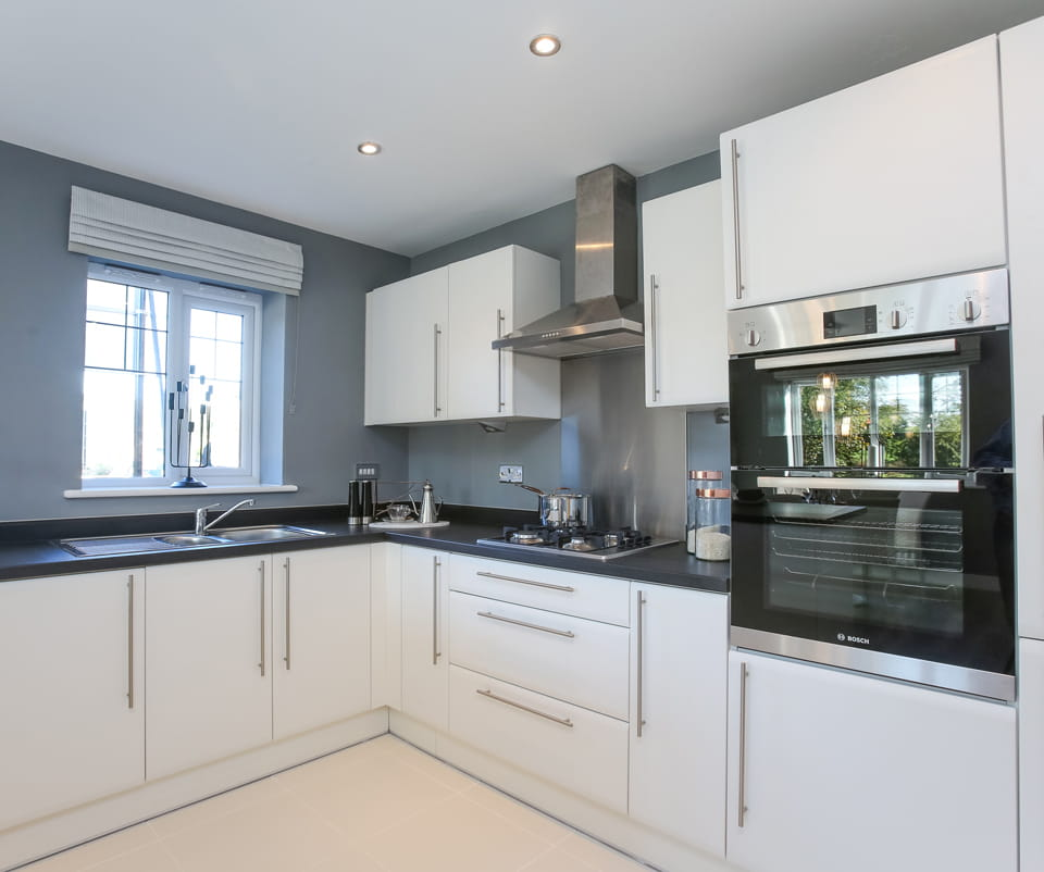 Seddon homes Kitchen