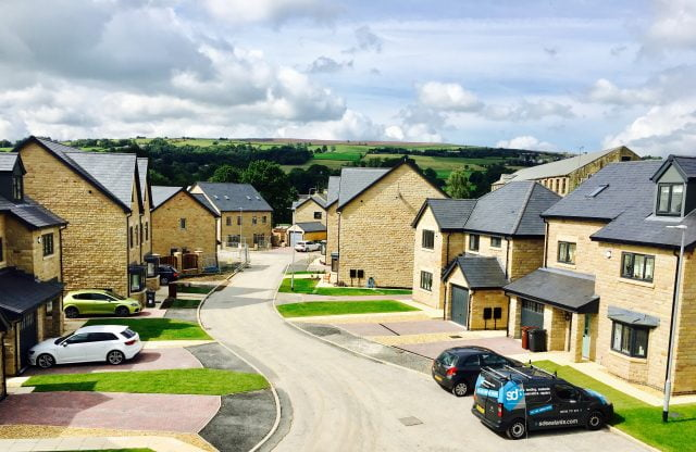 Move into you new stone built home at southbeck in time for christmas