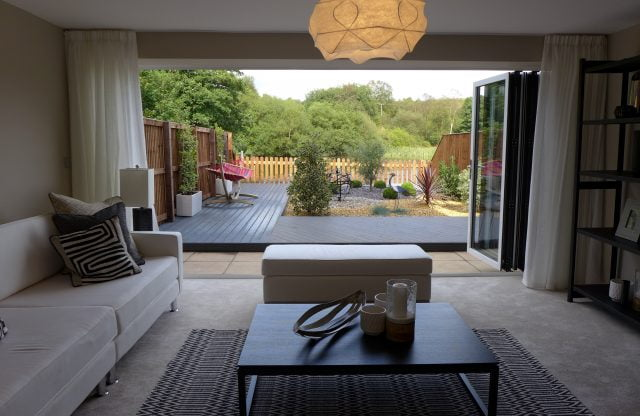Our incredible Waterside show home