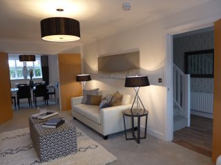 Brearley show home