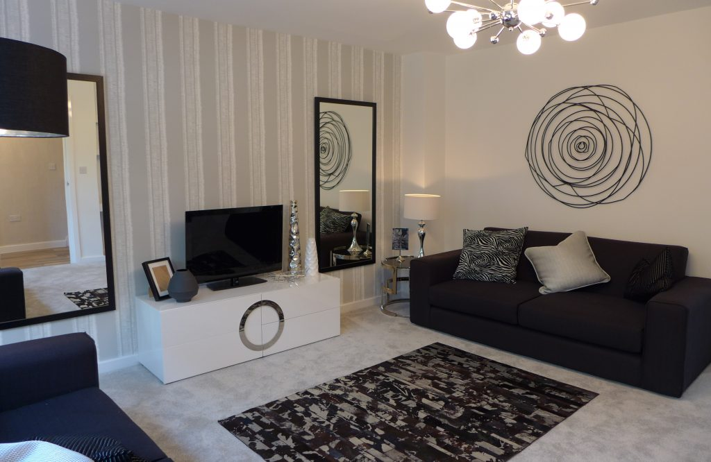 Seddon homes, bowland lounge