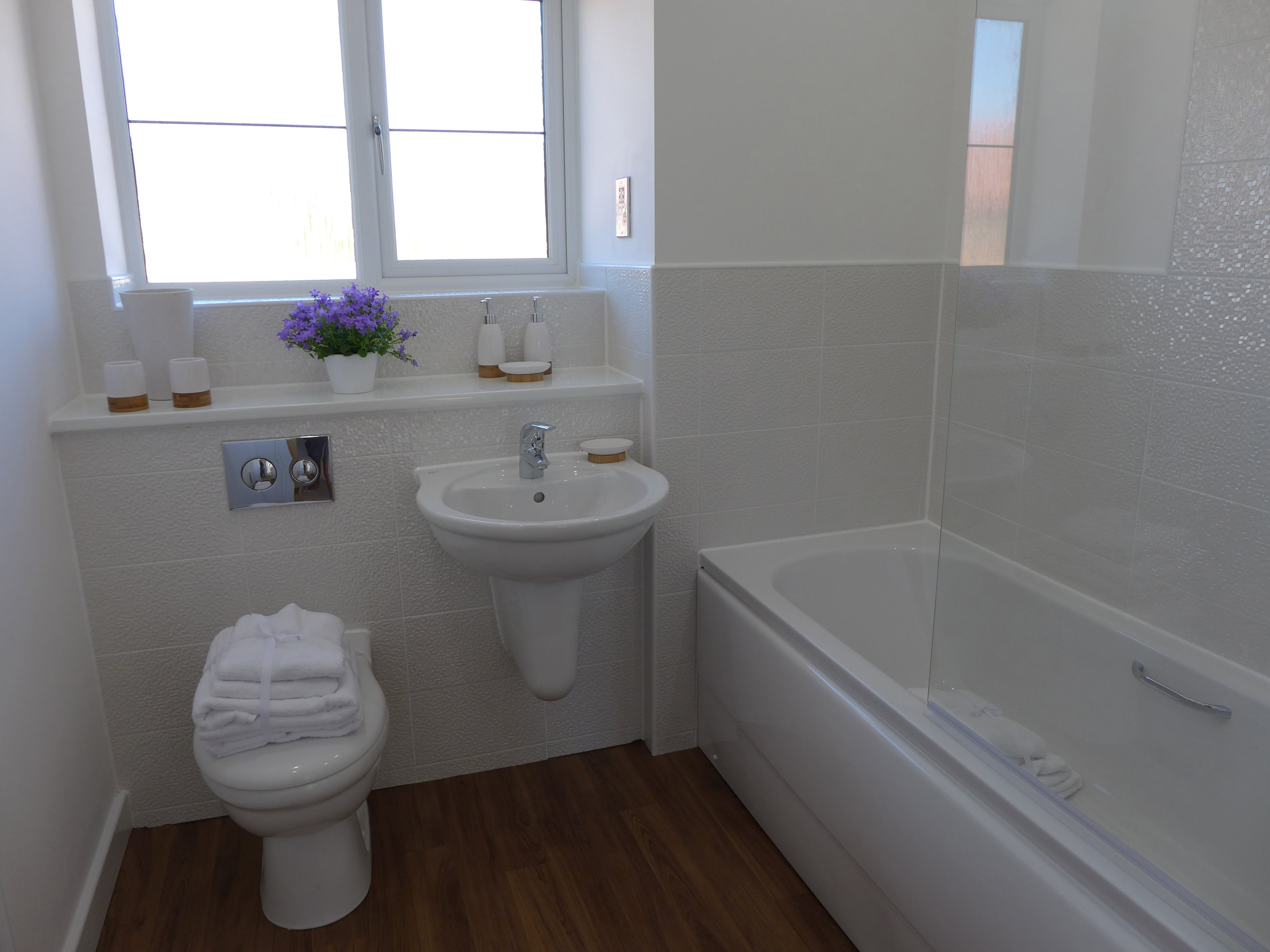 Bathroom, Seddon homes