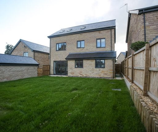 The Budworth, southbeck, plot 34