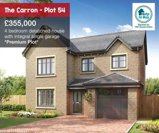 the carron, plot 54, belvedere