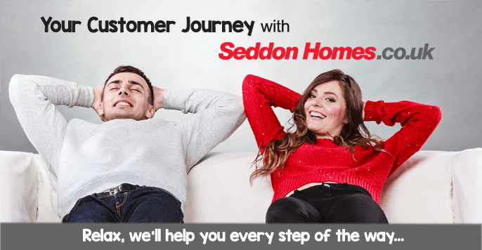 Seddon Homes Customer Journey