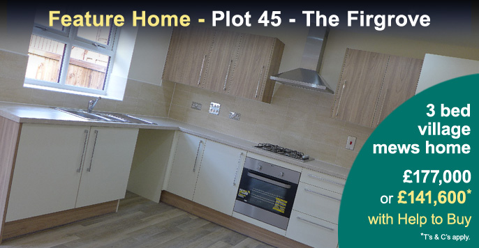 3 bedroom home in castleford