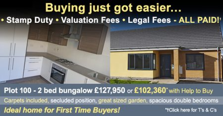 Offer on new homes in Runcorn