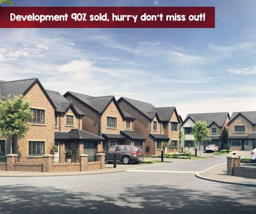 new homes in Rochdale
