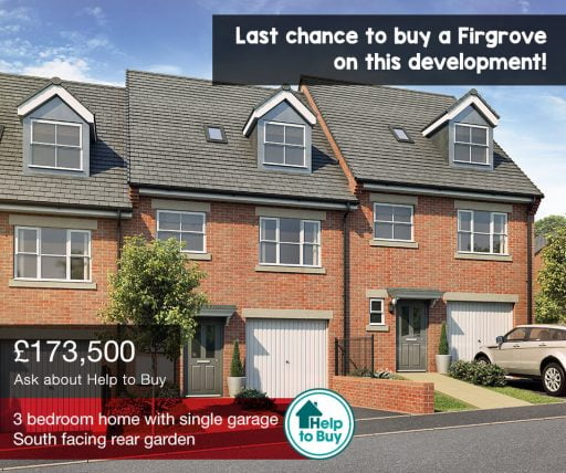 plot 28, Firgrove, last one remaining