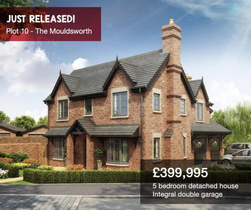 the Mouldsworth, plot 10, Hawthorns