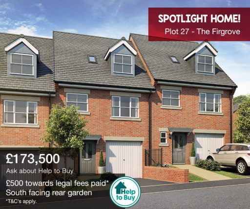 plot 27, Bridgefold, spotlight home