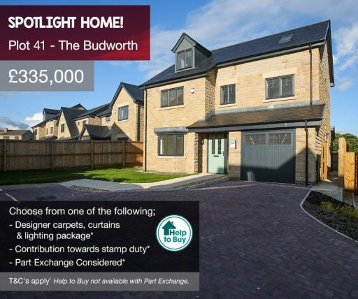 Southbeck 5 bedroom house