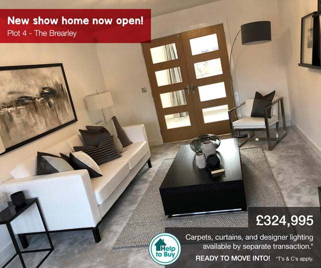 New show home now open