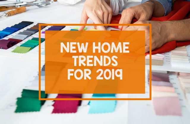 New home design trends for 2019