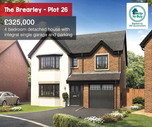 Blossom Gate, The Brearley plot 26
