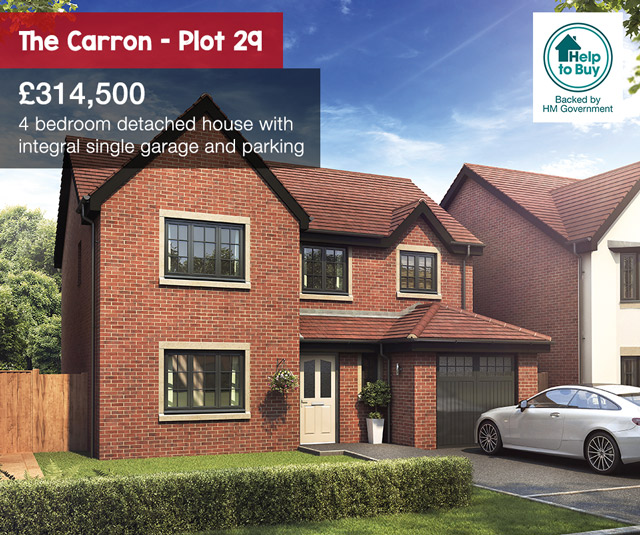 Blossom Gate, The Carron plot 29