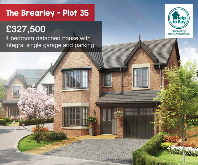 The Hawthorns, Brearley plot 35
