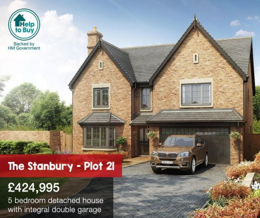 The Hawthorns, Stanbury plot 21