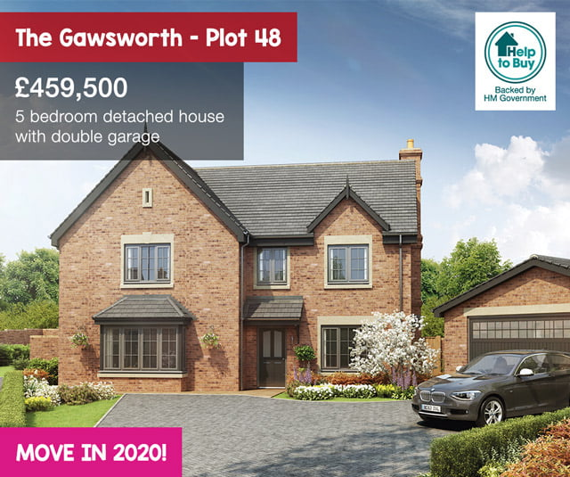 the gawsworth, plot 48