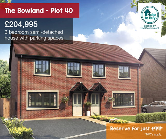 Weavers Way Bowland Plot 40
