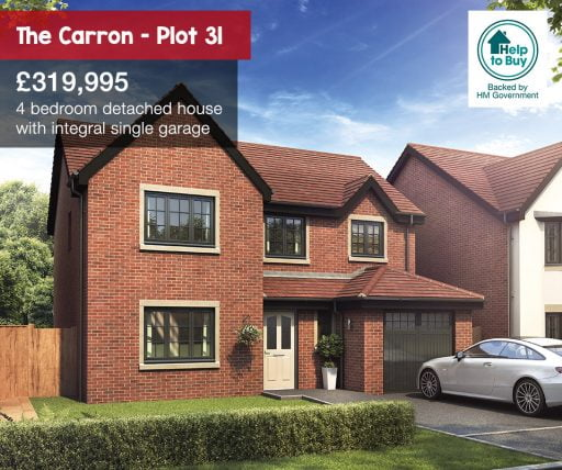 Weavers Way The Carron Plot 31