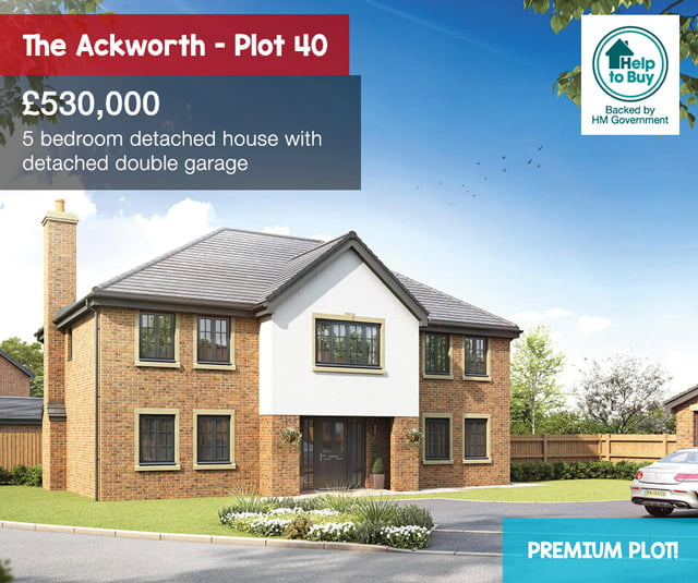 Ackworth Plot 40