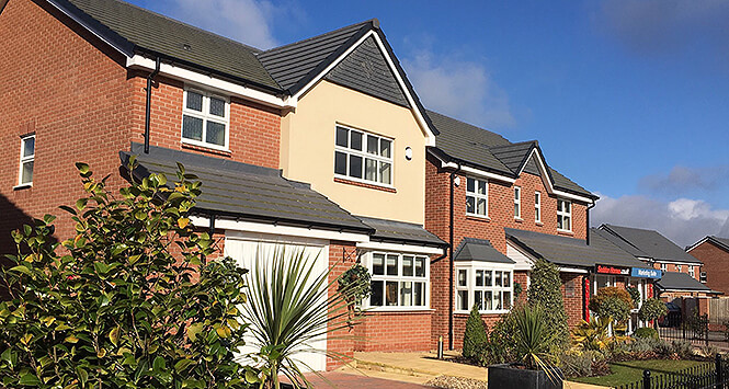 Brookfield new homes in Coppull