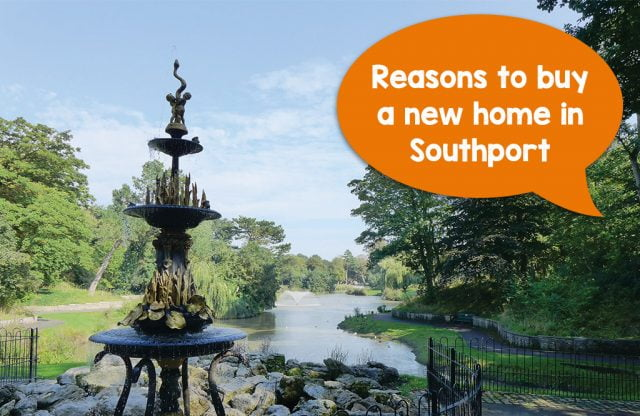 Reasons to buy a new home in Southport
