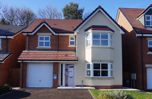 4 bed detached home castleford