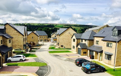 Move in for Christmas at Southbeck in Salterforth
