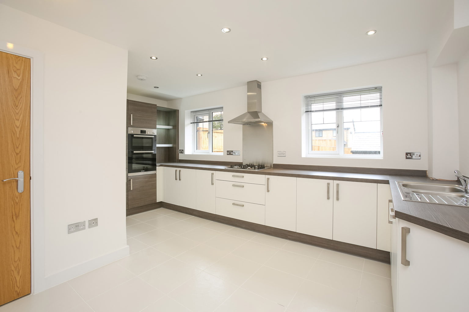 The Budworth kitchen