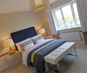 the gawsworth bedroom example