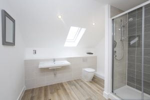 Budworth en suite