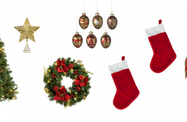 Traditional Christmas decor ideas