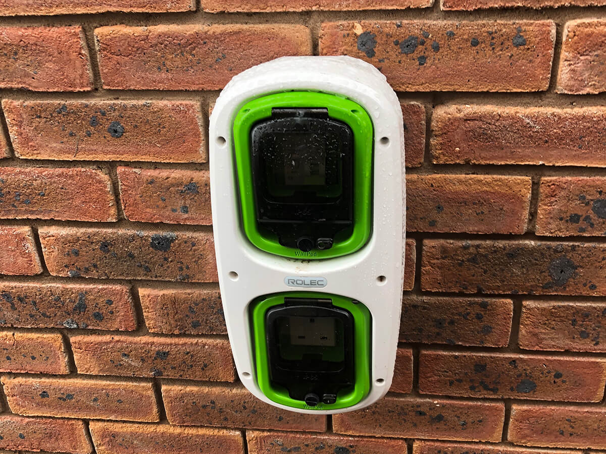 Seddon homes vehicle eco charger
