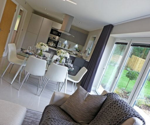 belvedere, the marsden show home