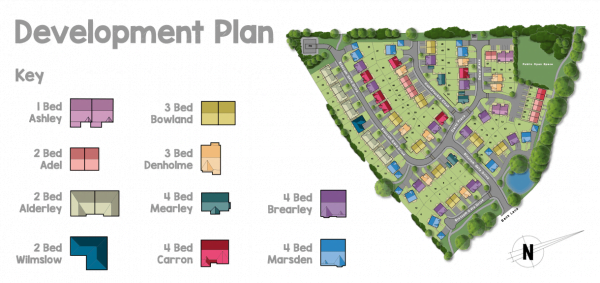 New Homes for Sale in Congleton, Cheshire - Seddon Homes