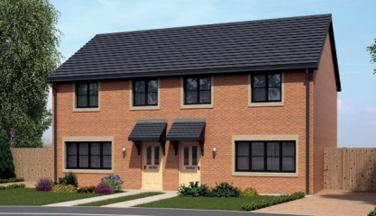 3 bedroom homes in Congleton