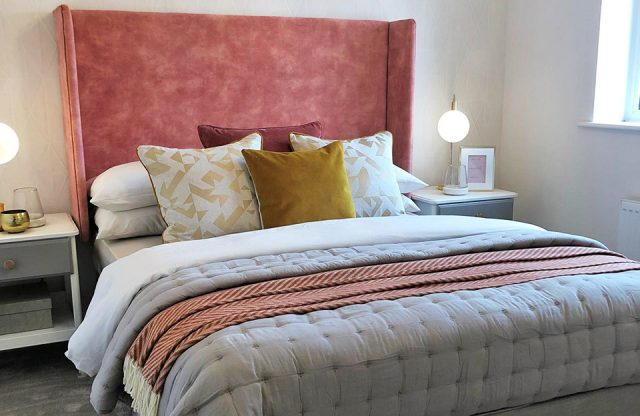 the bowland bedroom