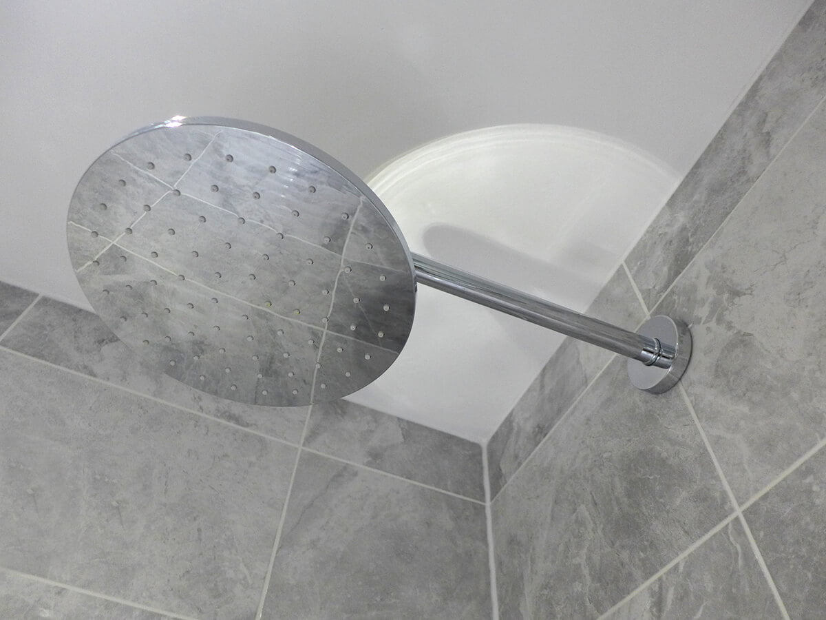 Bowland rainfall shower